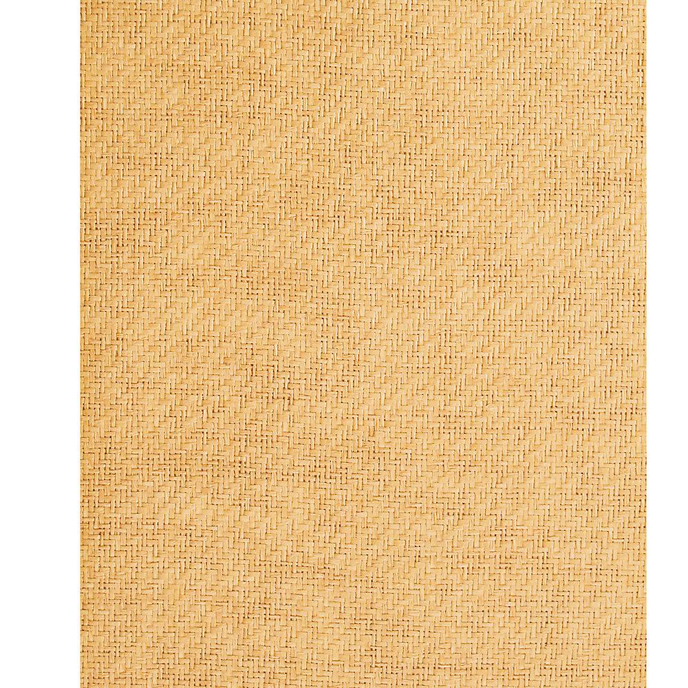 Groovy 36 In W Orange Grasscloth Wallpaper Interior Design Ideas Skatsoteloinfo
