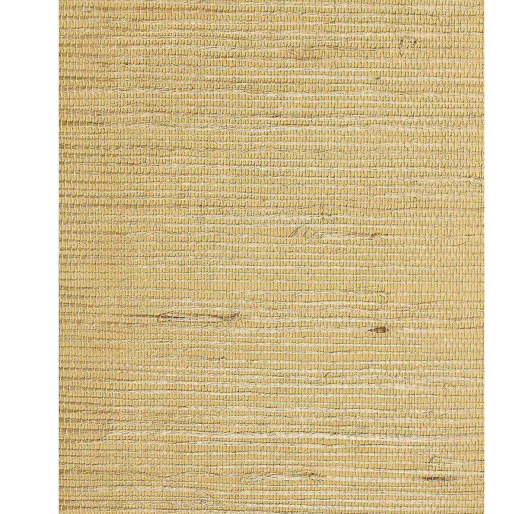 Swell 36 W Butterscotch Cotton Grass Wallpaper Interior Design Ideas Skatsoteloinfo