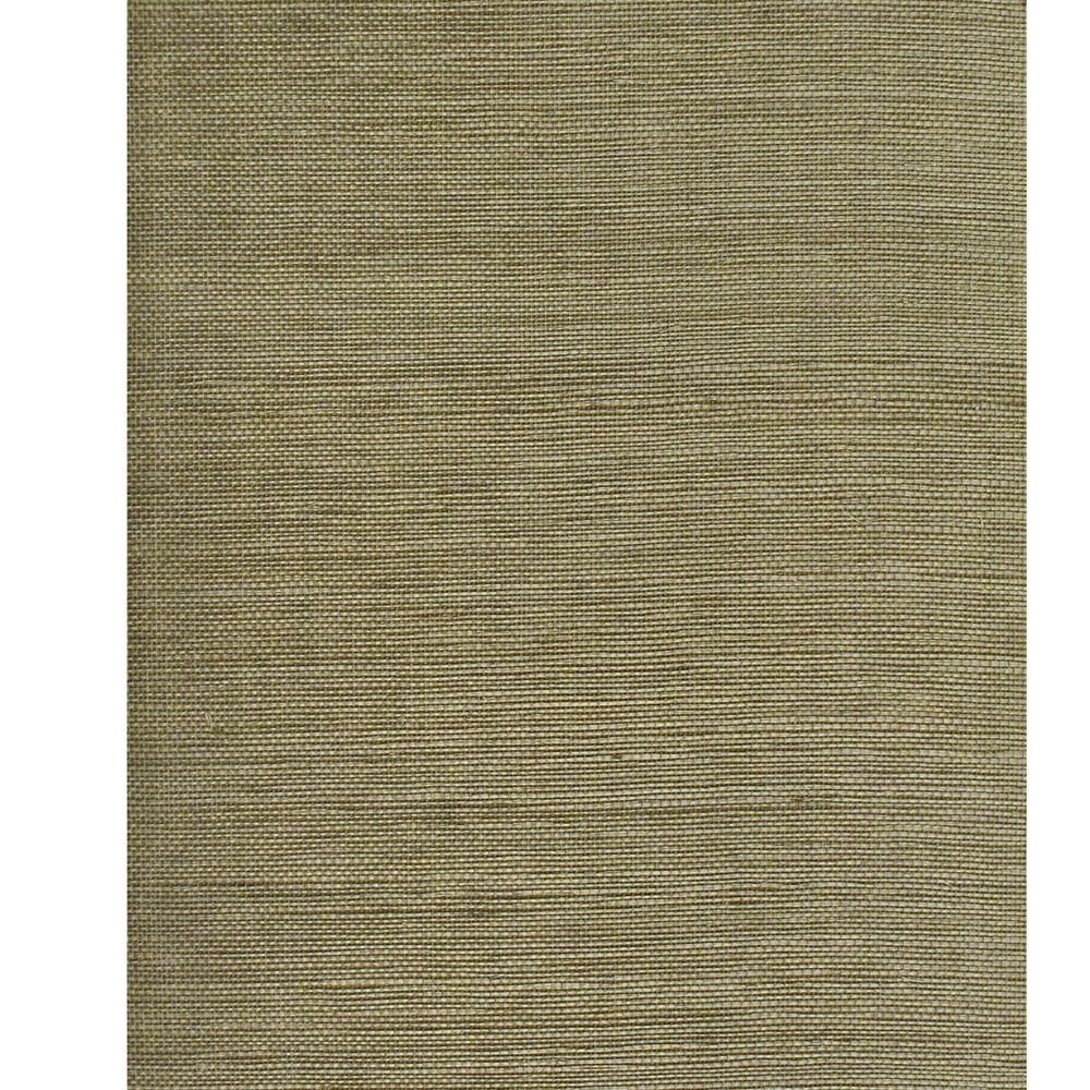 The wallpaper company 36 in w olive textured grasscloth for Home wallpaper canada