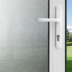 Privacy Window Film - Rice Paper 3 Ft. x 6.5 Ft.