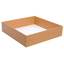 Suncast Raised Bed - 8 Panel Kit