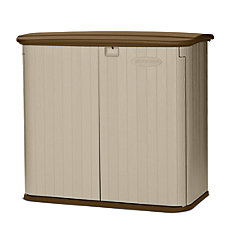 Blow Molded Storage Shed - (32 Cu.Ft.)