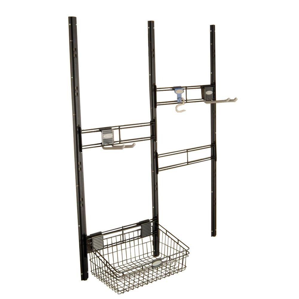 Suncast Bracket, Hooks and Basket Kit for BMS Shed Line