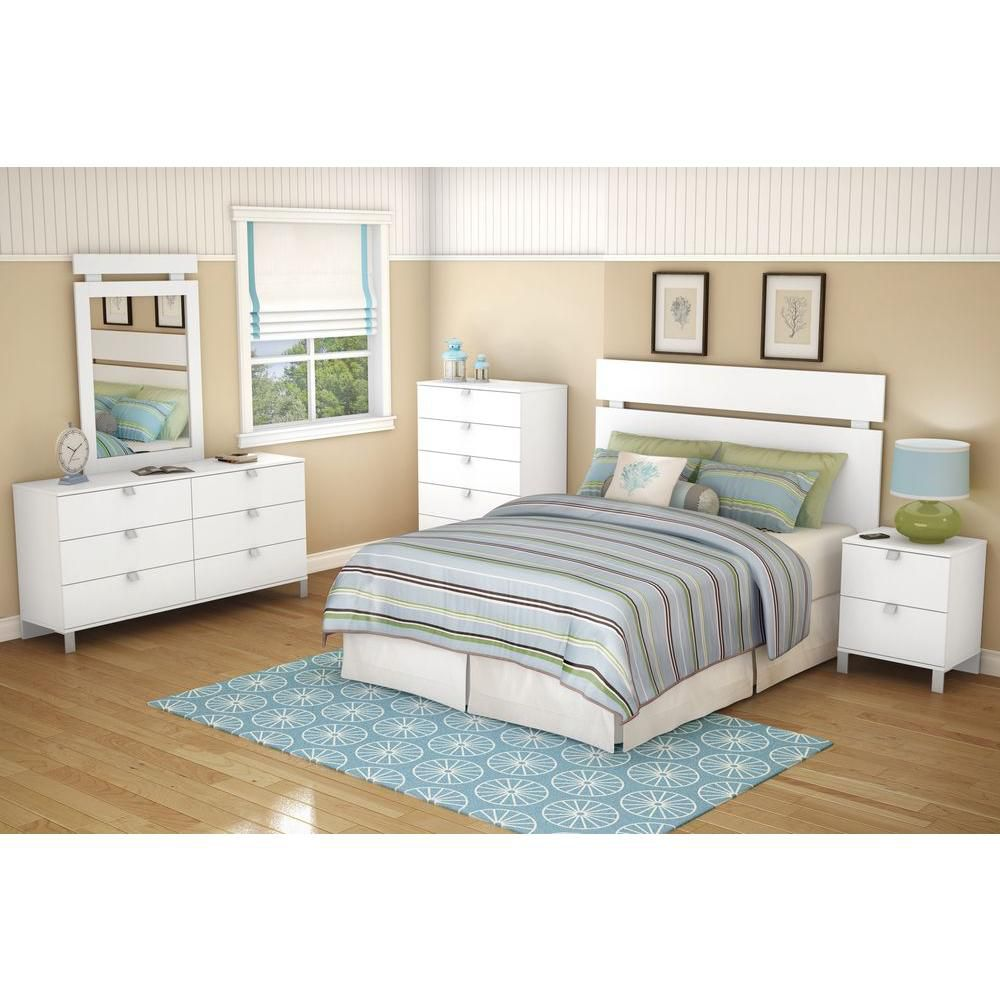 Spectra  Dresser Pure White