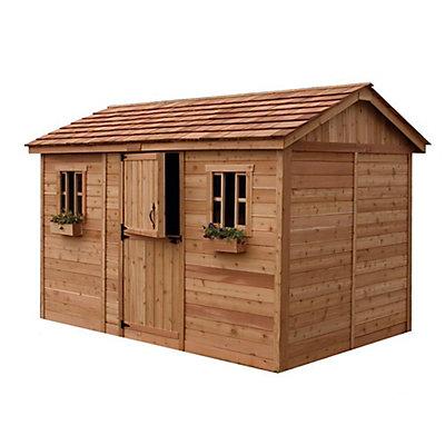 cabana garden shed - Garden Sheds Victoria Bc