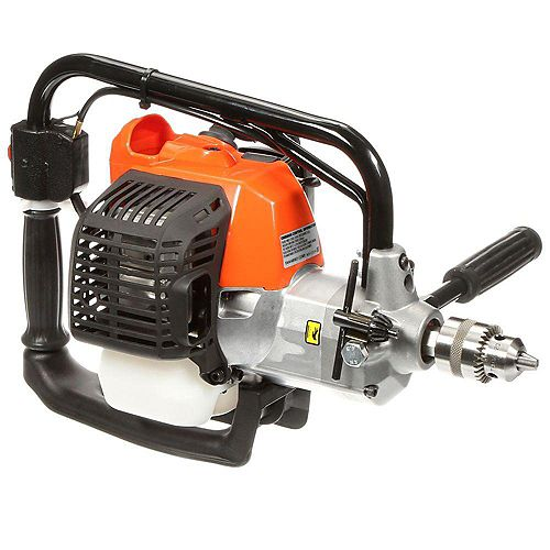 ECHO 25.4cc Gas Powered Reversible Engine Drill
