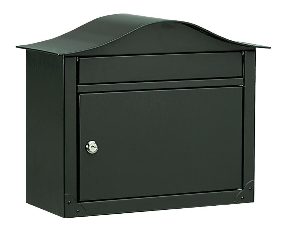 Architectural Mailboxes Lunada Locking Wall Mount Mailbox