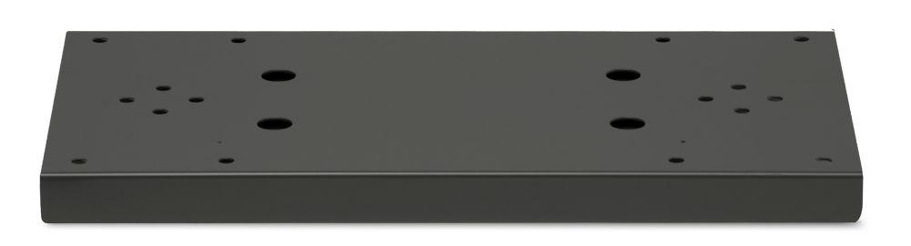 Duo Spreader Plate Black