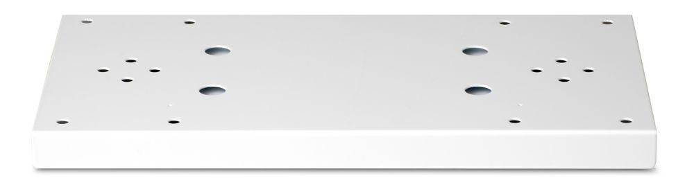 Duo Spreader Plate White