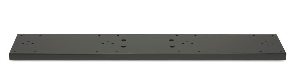 Quad Spreader Plate Black