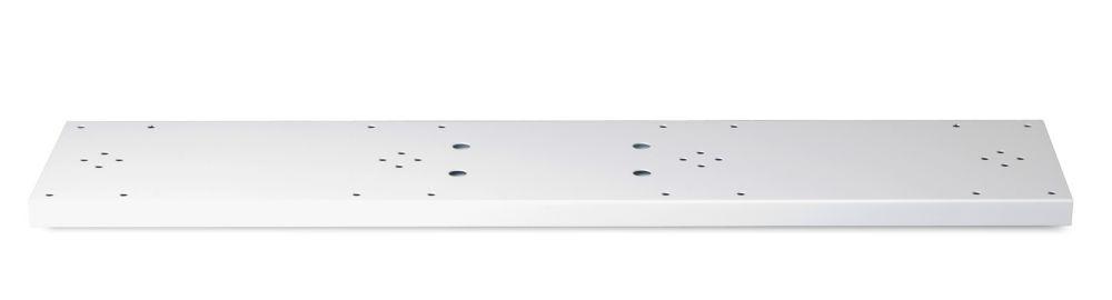Quad Spreader Plate White