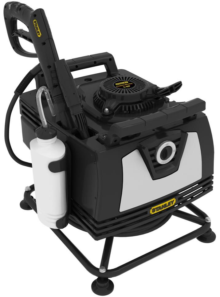 2750-PSI 2.5 GPM Gas Pressure Washer