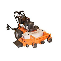Beast 54-inch 22 HP, 653cc Suburu EH65V Engine Commercial Duty, Dual Hydro Walk Behind Turf Mower