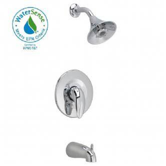 Reliant 3 Bain-douche Nécessaire de garniture de douche