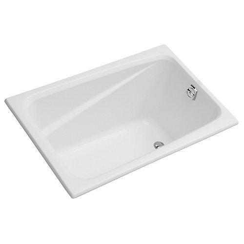 """Greek(R) 48"""" x 32"""" drop-in bath"""