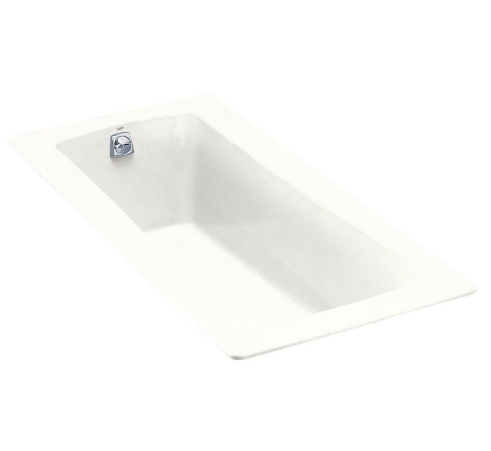 Maestro 5 Feet 6-Inch Bathtub in White