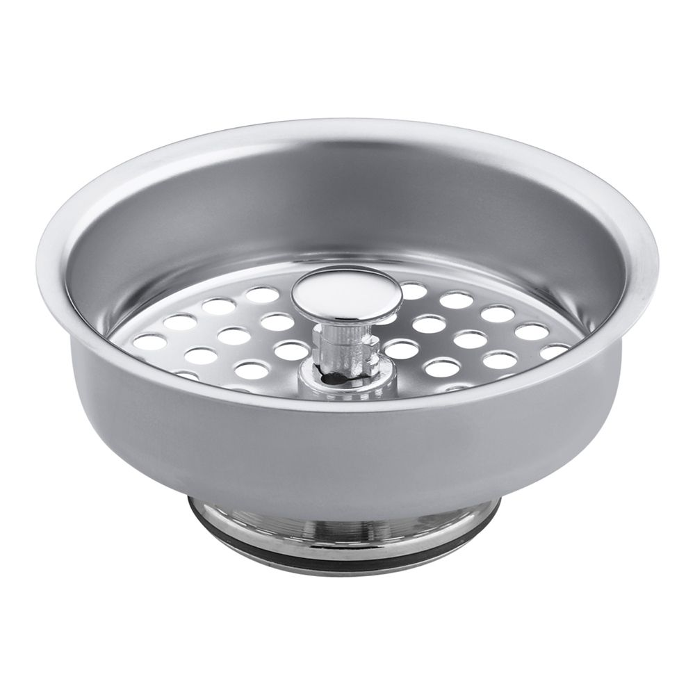Duostrainer Basket Strainer in Polished Chrome K-8803-CP Canada Discount