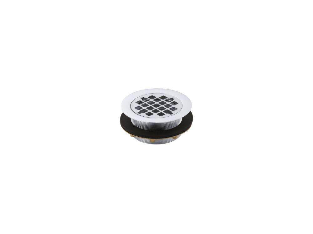kohler drain de douche pour utilisation avec tuyau en plastique joint inclus home depot canada. Black Bedroom Furniture Sets. Home Design Ideas