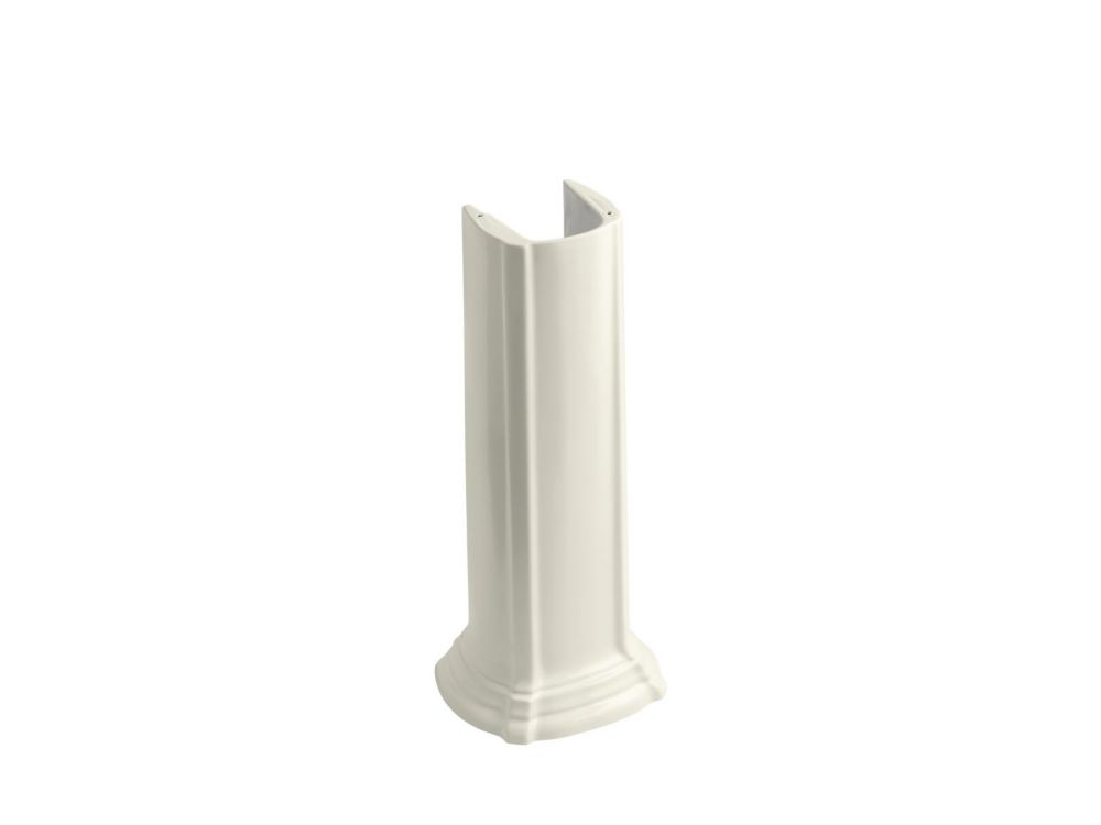 Kohler colonne de lavabo portrait r home depot canada for Colonne de lavabo