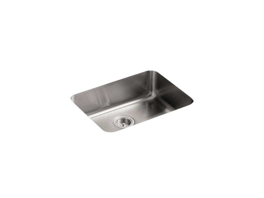 Undertone Extra-Large Squared Undercounter Kitchen Sink