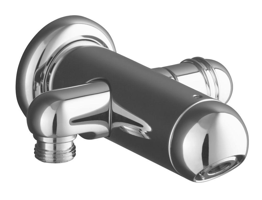 Mastershower Showerarm And Diverter in Polished Chrome
