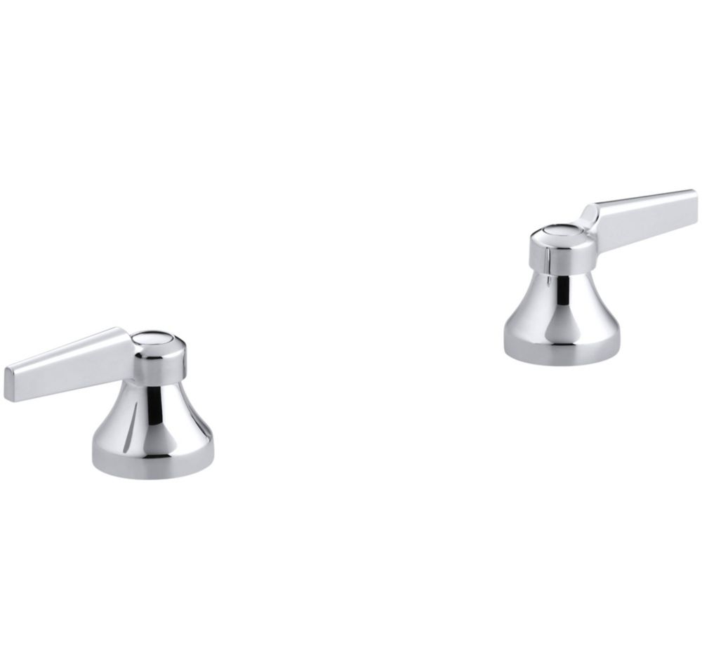 Triton Lever Handles in Polished Chrome