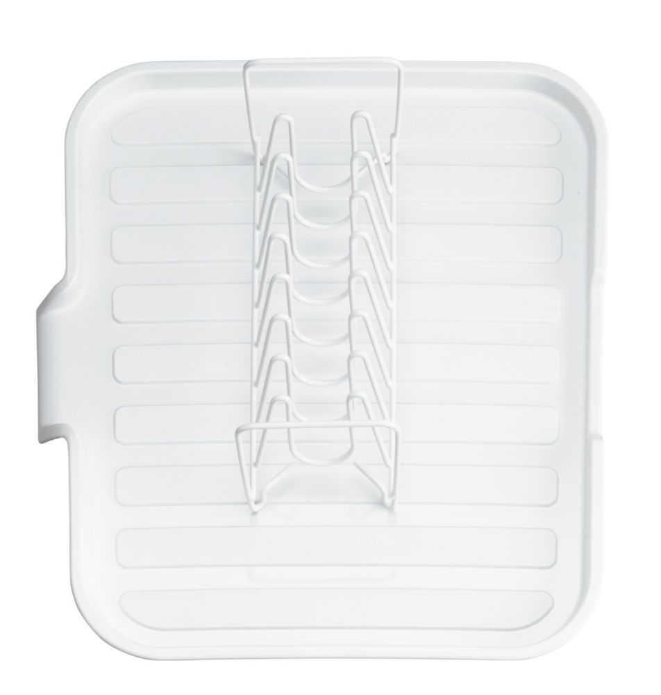 Drainboard in White