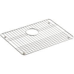 KOHLER Bottom Basin Rack Fits 21-1/4 Inch X 15-3/4 Inch Basins in Stainless Steel