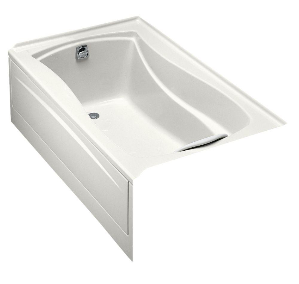 American Standard Cadet 5 Ft Enamel Steel Bathtub With
