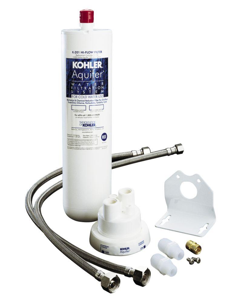 Aquifer Water Filtration System