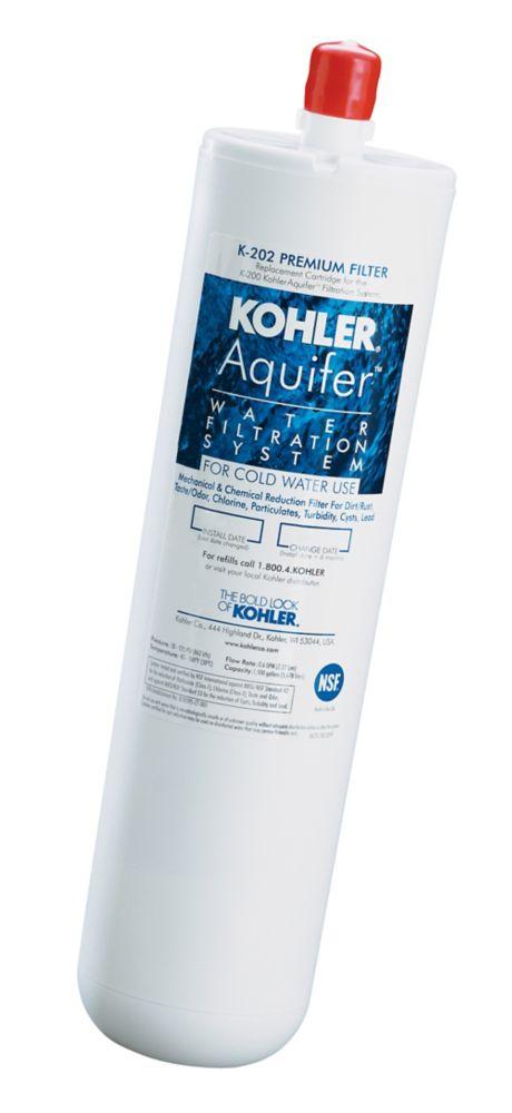 Aquifer Premium Refill Filter Cartridge