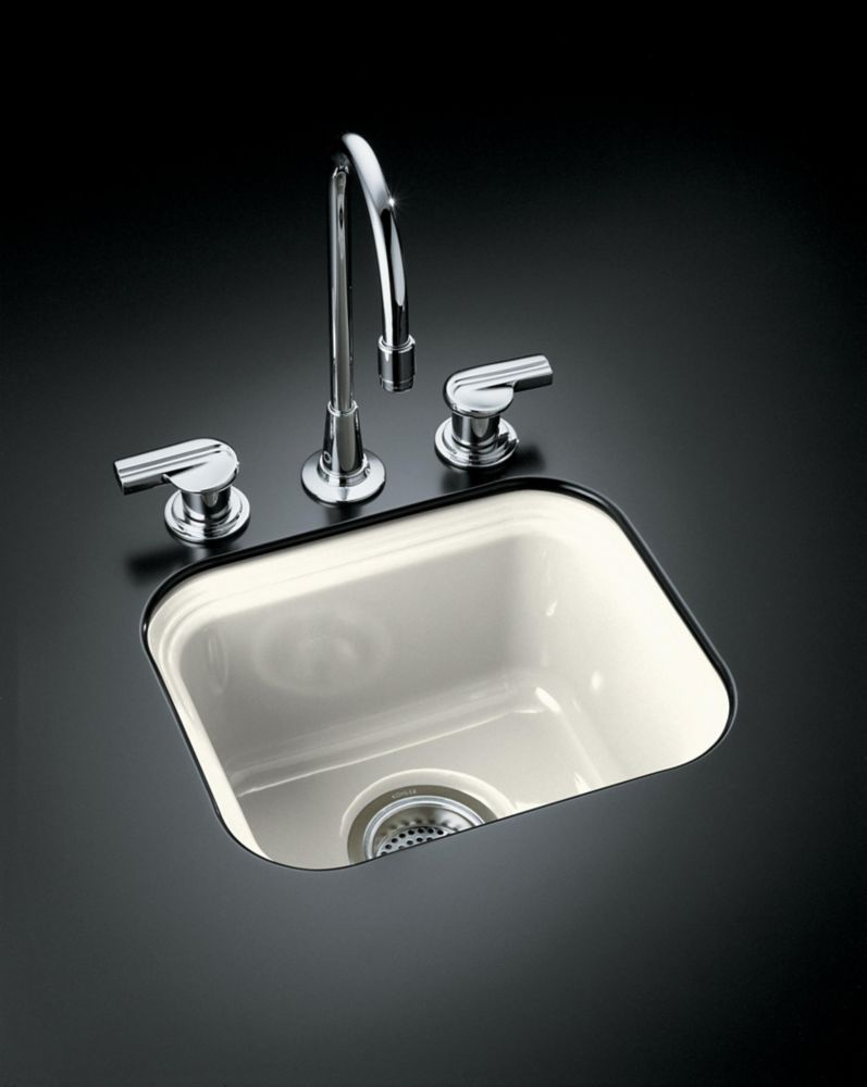 Kohler Hartland Tm Double Equal Undercounter Sink With