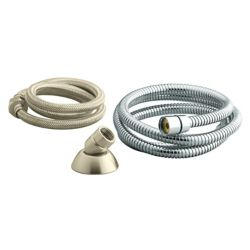 KOHLER Three-Way Handshower Hose Guide in Vibrant Brushed Nickel