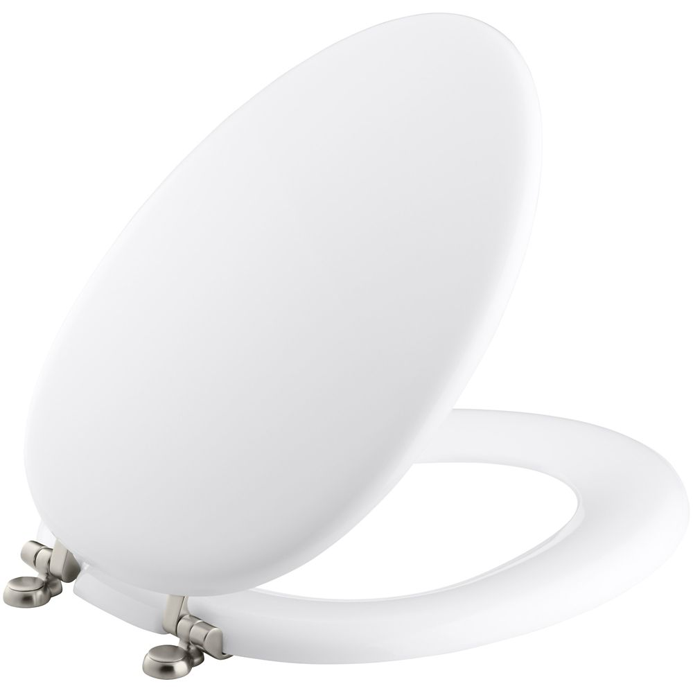 Kathryn Toilet Seat in White