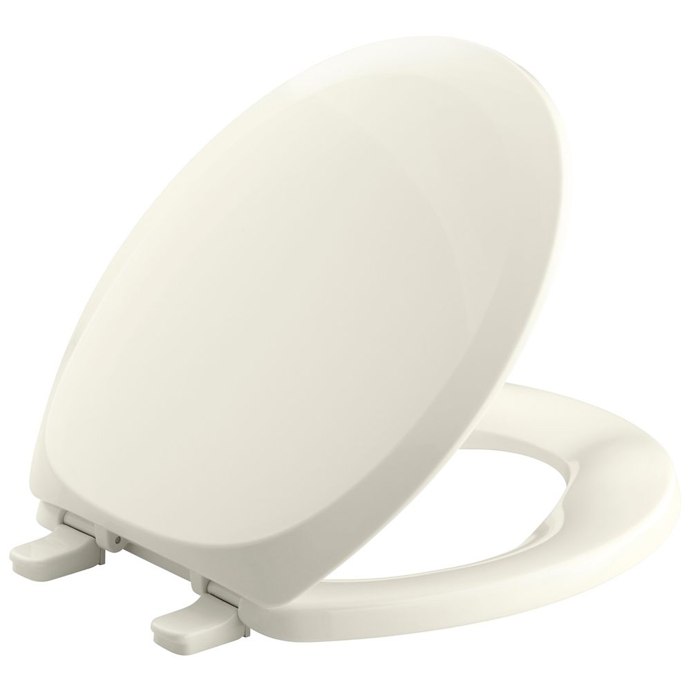 French Curve Toilet Seat in Biscuit K-4663-96 Canada Discount