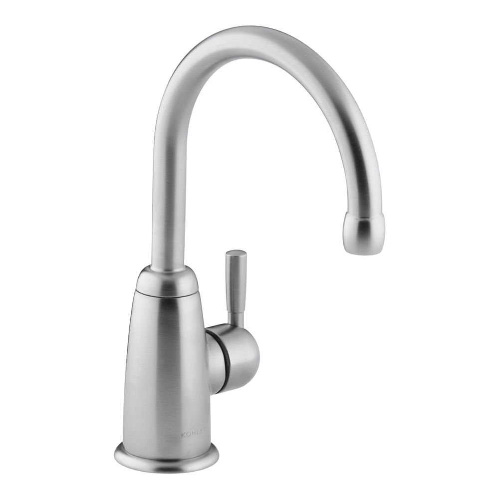 Wellspring Beverage Faucet in Brushed Chrome