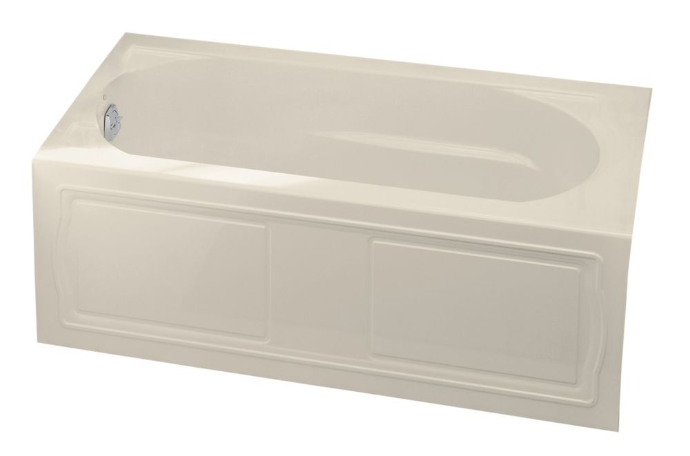Devonshire 5 Feet Bathtub in Almond