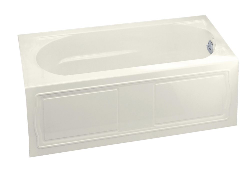 Devonshire Bath in Biscuit K-1184-RA-96 Canada Discount