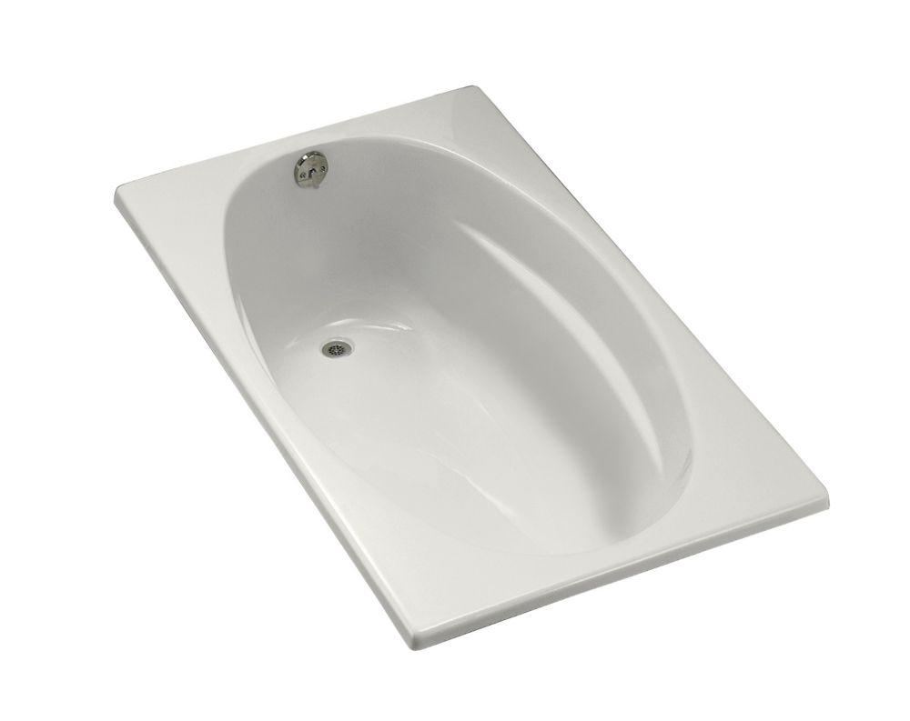 KOHLER 5 Feet Acrylic Bathtub in White