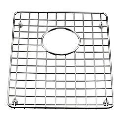 KOHLER Grille de fond de cuve Clarity(TM) pour utilisation dans bassin à gauche uniquement