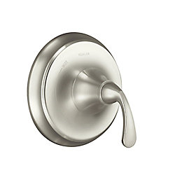 KOHLER Garniture de valve à régulation de pression Forté(R) Rite-Temp(TM) avec poignée à levier sculptée
