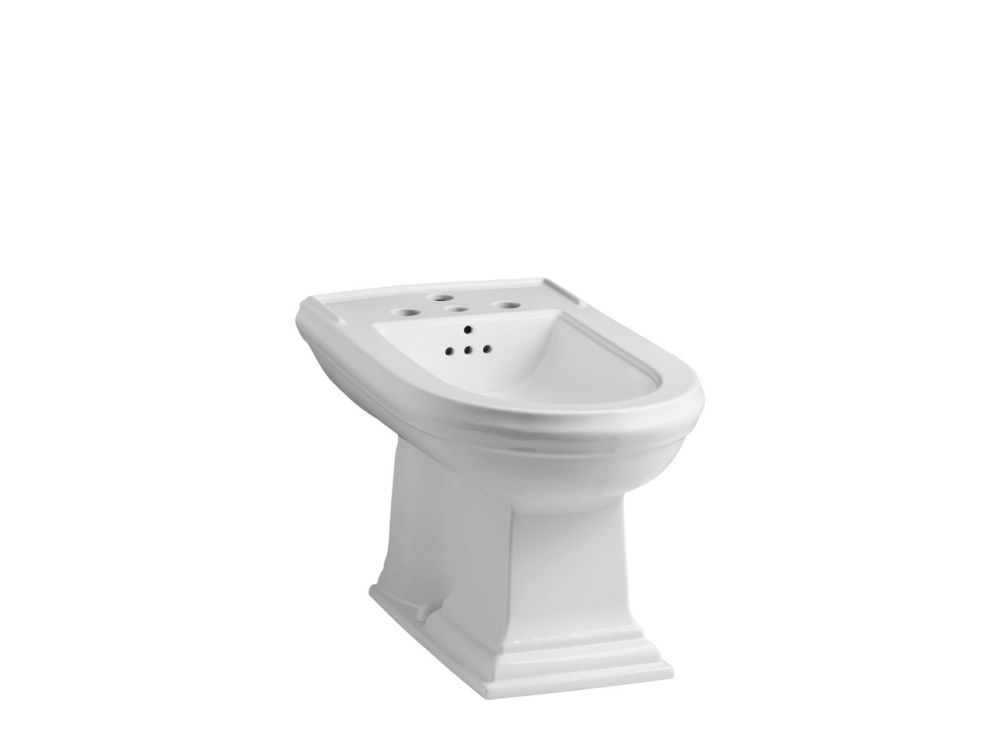 Memoirs Bidet in White