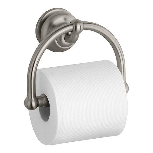 KOHLER Fairfax Toilet Tissue Holder in Vibrant Brushed Nickel