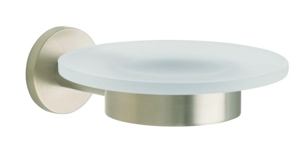 KOHLER Stillness Soap Dish in Vibrant Brushed Nickel