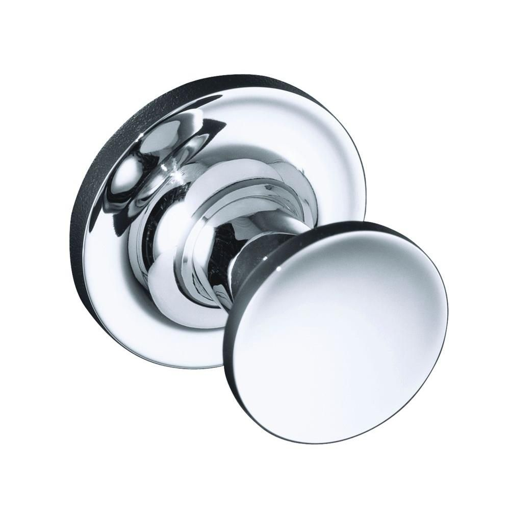 Purist Robe Hook in Polished Chrome
