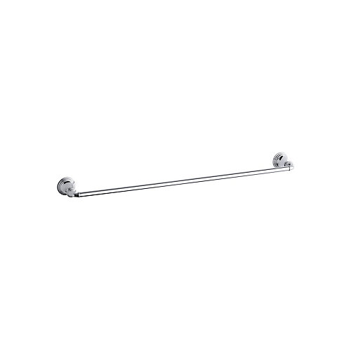 Devonshire 30 Inch Towel Bar in Polished Chrome