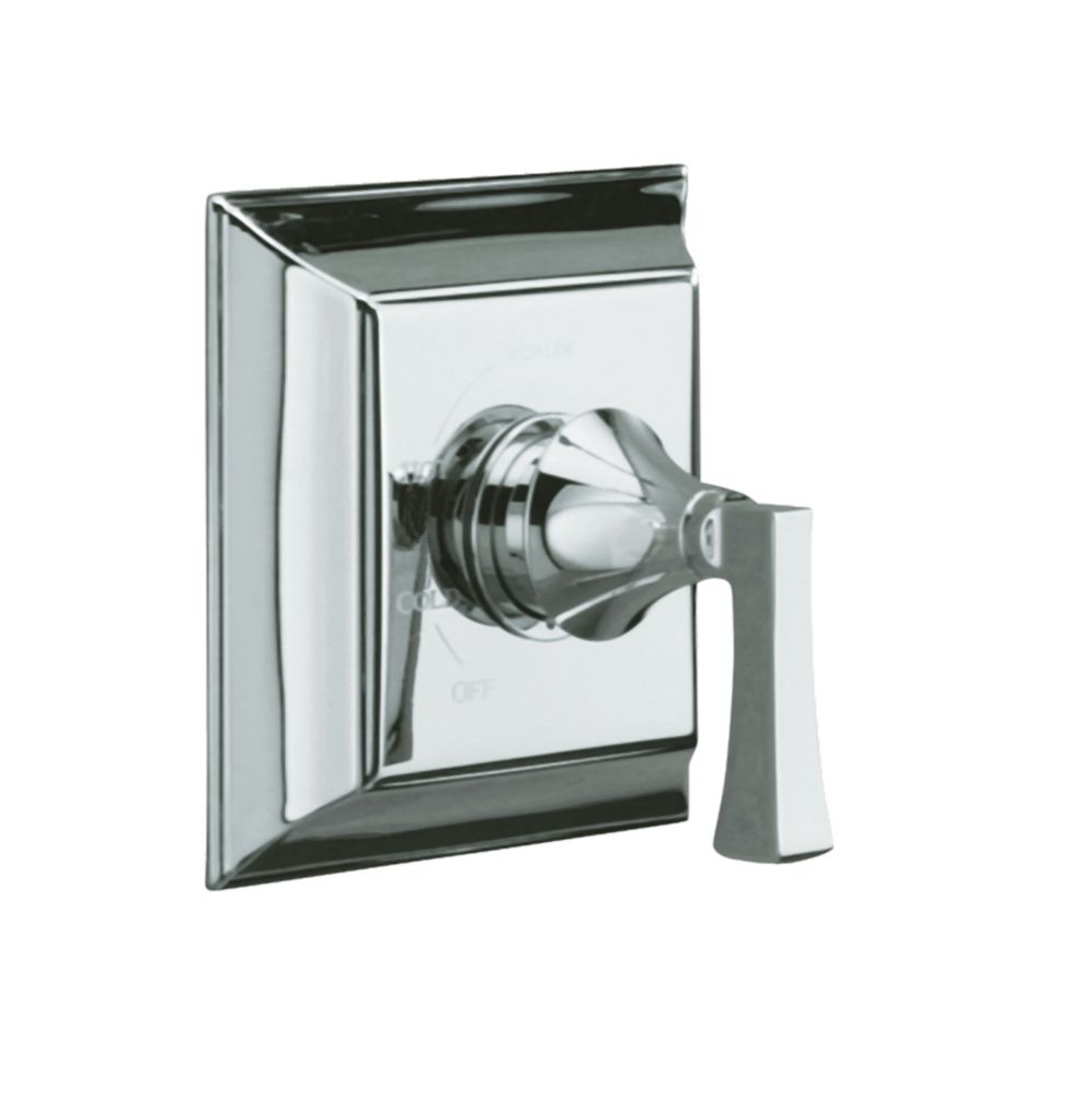 Memoirs Rite-Temp Pressure-Balancing Valve Trim With Stately Design, Valve Not Included in Polish...