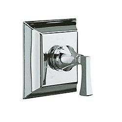 KOHLER Garniture de valve à régulation de pression Memoirs(R) Rite-Temp(TM) avec désign Stately et poignée deco