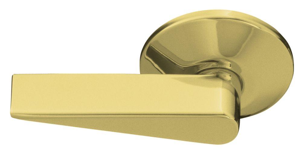 KOHLER Devonshire Trip Lever in Vibrant Polished Brass