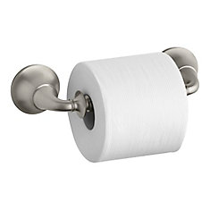 Forté Traditional Toilet Tissue Holder in Vibrant Brushed Nickel